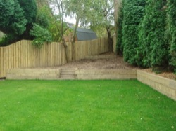 Fencing Barlborough