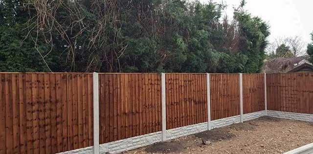 Fence Work